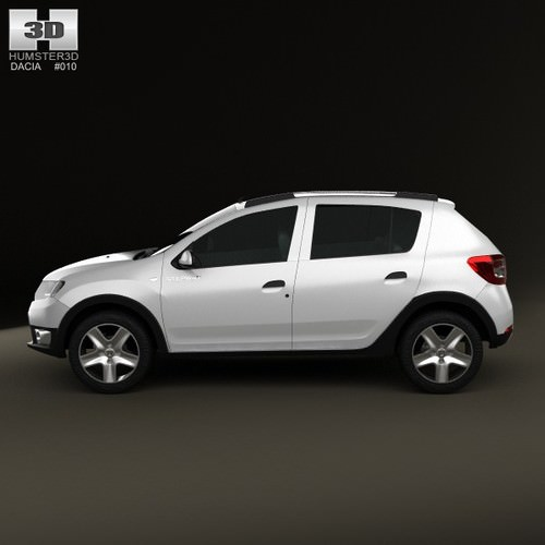 dacia sandero stepway 2013 - photo #12