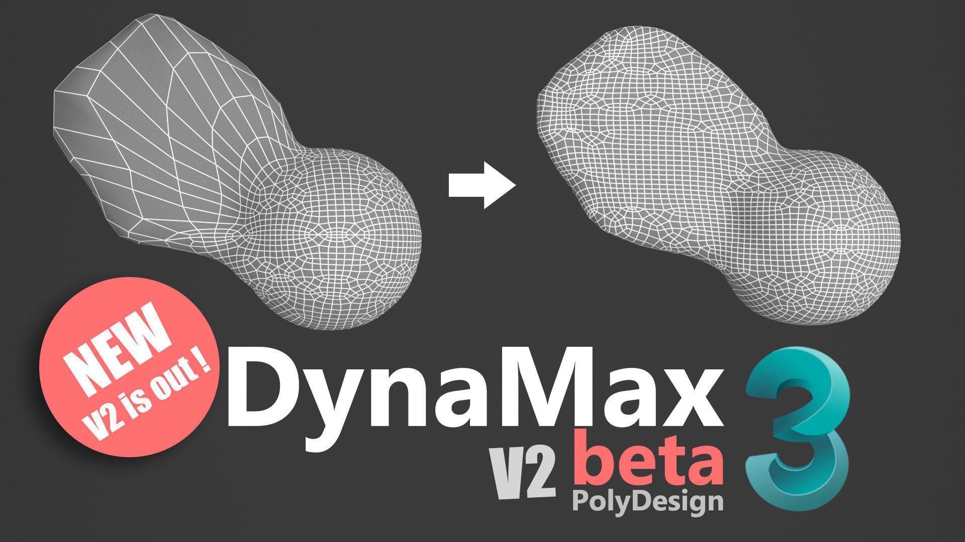 DynaMax V2 for 3dsmax