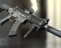 qbz26 carbine 3D