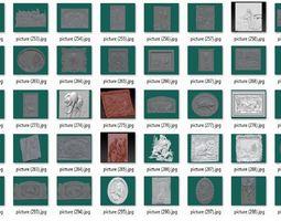 lot of 50 files art decor ornament 4