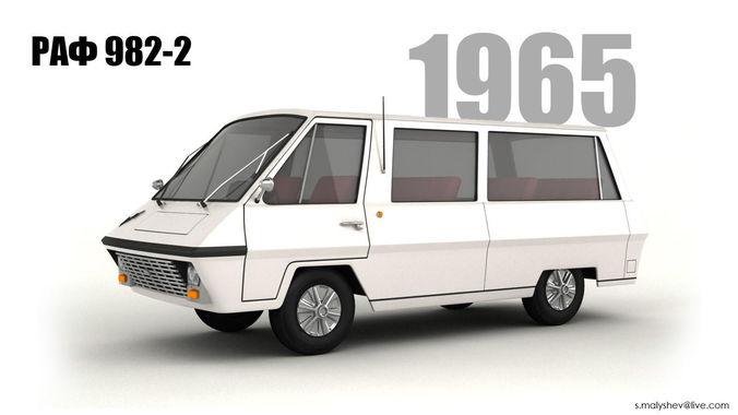 raf 982-2 3d model max 1