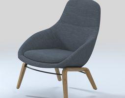 3D Naughtone - Always Lounge Chair