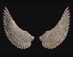 3D printable model Wings