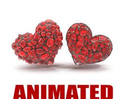 3D Abstract Heart