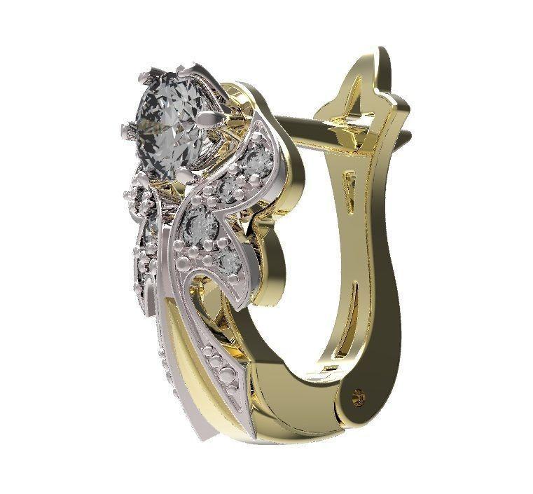 diamond earrings model - photo #41
