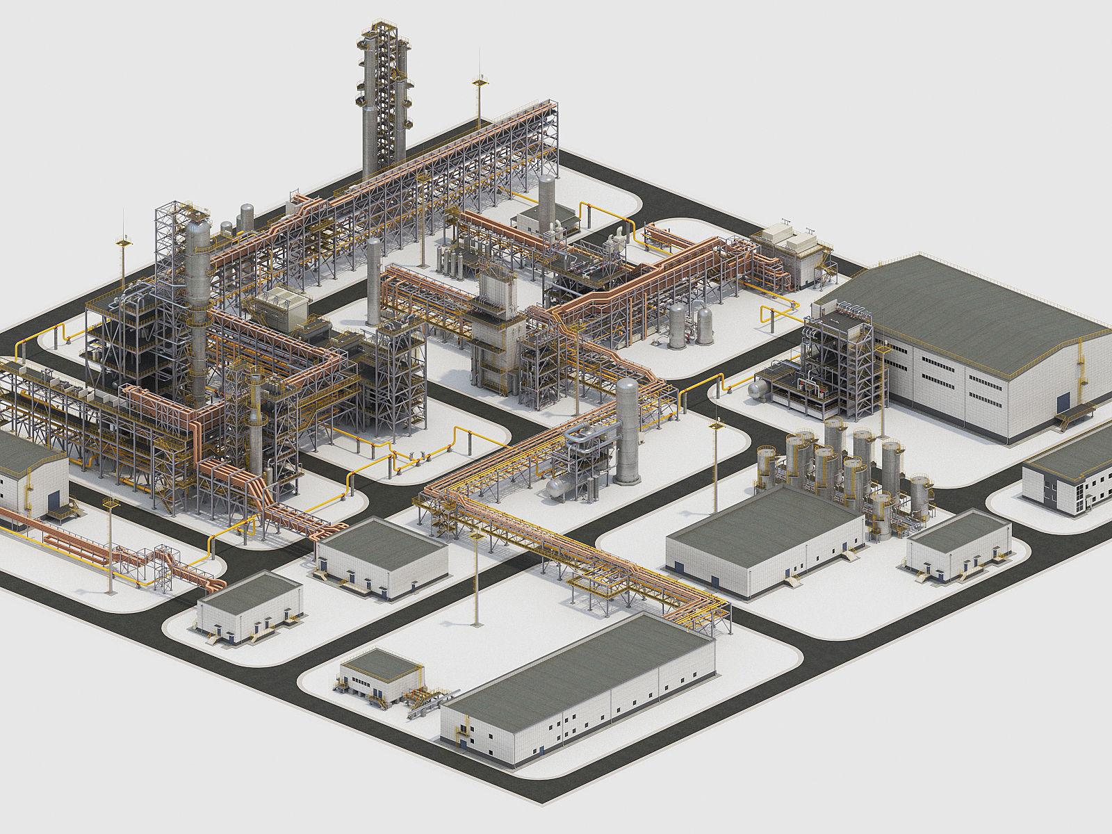 Factory Kitbash 01
