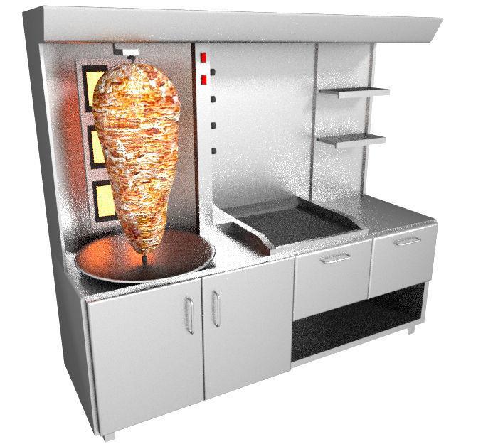 shawarma grill