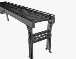 3D Conveyor - Zipline RZPDC