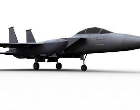 3D model F15 Aircraft