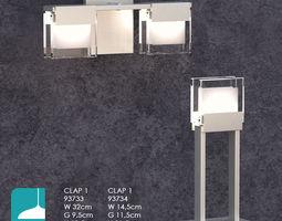 Eglo Clap1 Lamp 3D Model