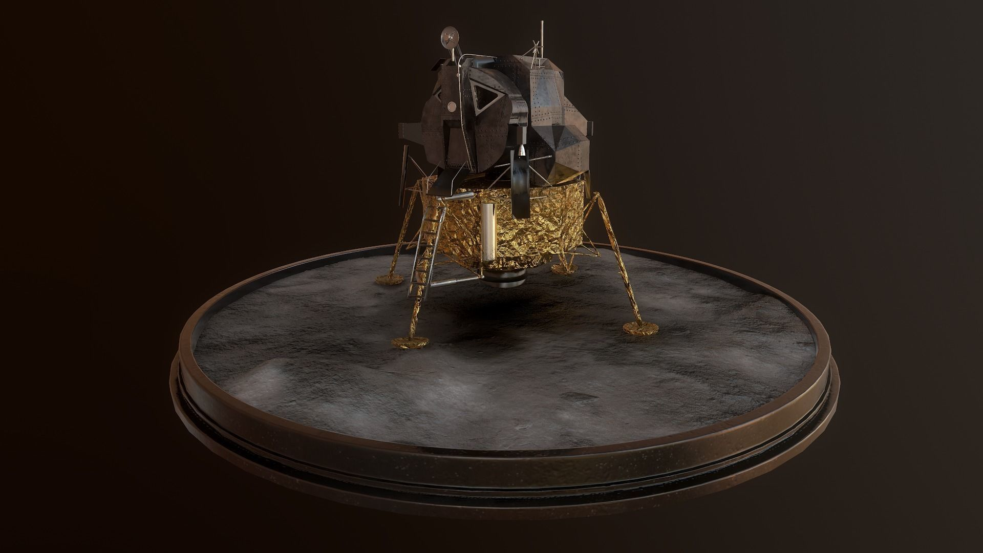 Lunar Module - LEM - Apollo program