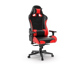 OPSeat Modern Computer Gaming chair 3D model