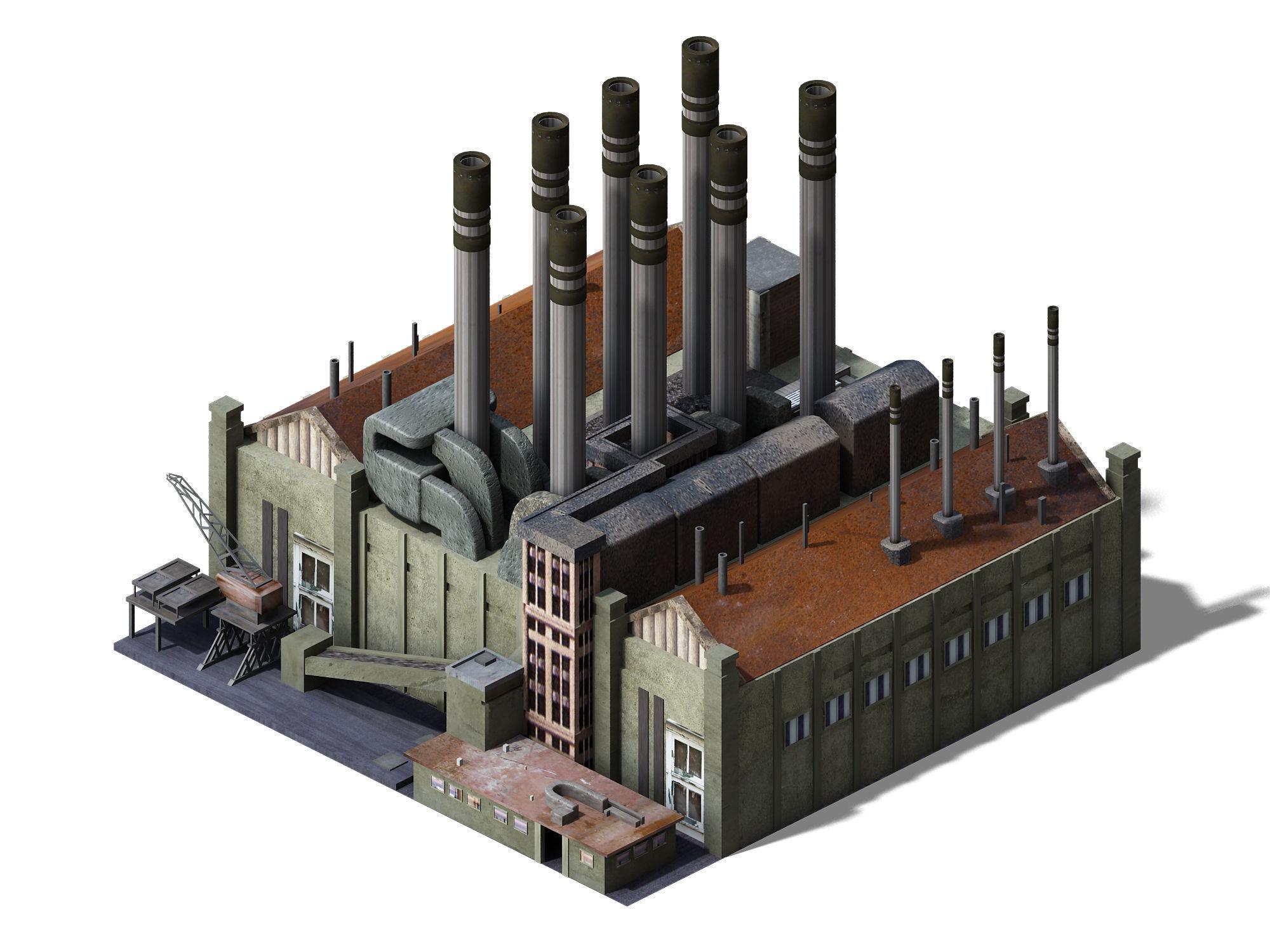 Heterogeneous - Building 10