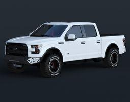 F150 truck 3D