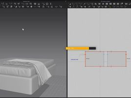 How to fold a bed sheet in Marvelous Designer