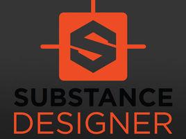 Substance Designer 2018. Bitmap node. Paint mode. Texture editor. Basic parameters.
