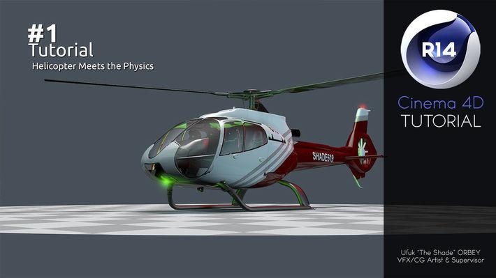 Aerodynamics in Cinema4D | CGTrader