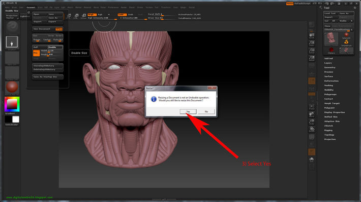 Realtime Viewport Antialiasing - A Zbrush Tutorial | CGTrader
