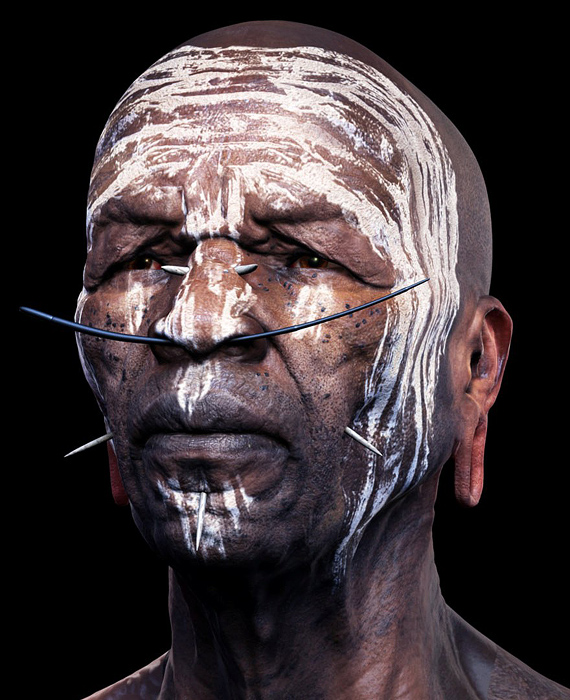 Portraits Of The 21st Century: The Most Photorealistic 3D Renderings Of Human Beings 1
