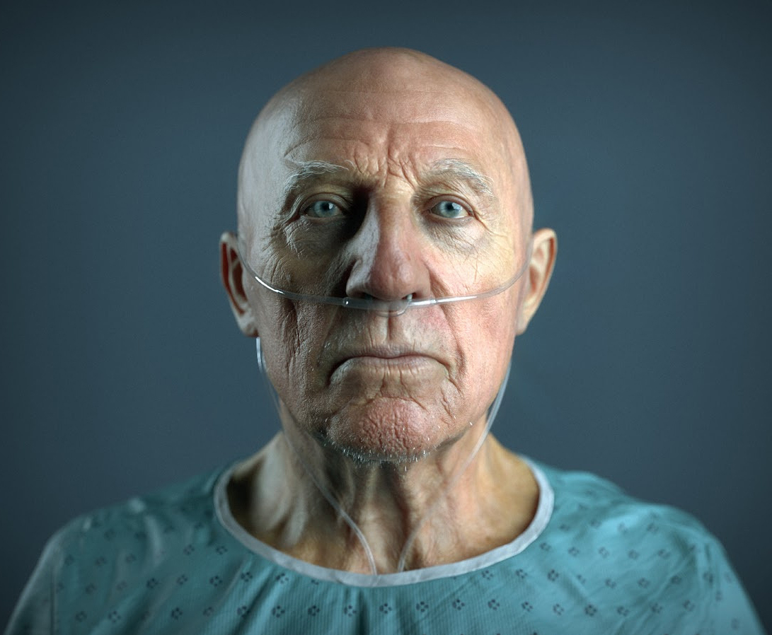 Photorealistic human sculptures with a 3D printer