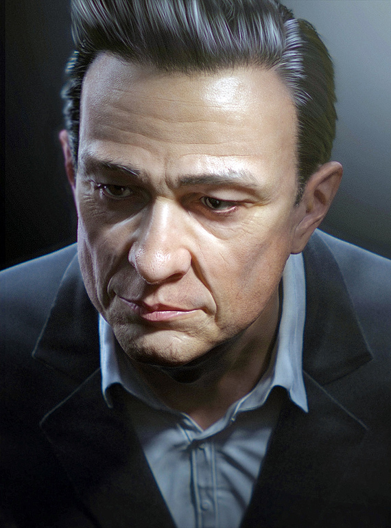 Portraits Of The 21st Century: The Most Photorealistic 3D Renderings Of Human Beings 8