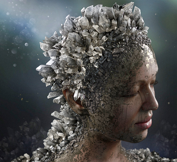 Portraits Of The 21st Century: The Most Photorealistic 3D Renderings Of Human Beings 9
