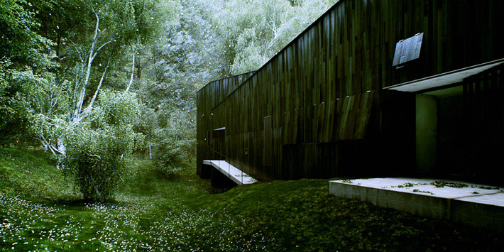 25 Photorealistic Landscape 3D Renderings: If Only Those Places Existed 25