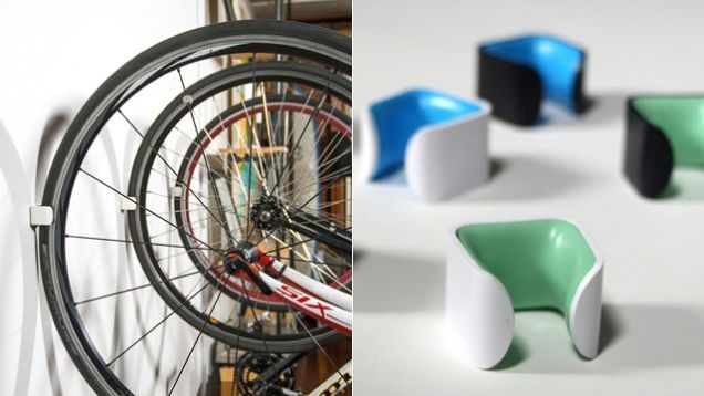 26 Clever 3D-printed Life Hacks for Urban Cyclists 18