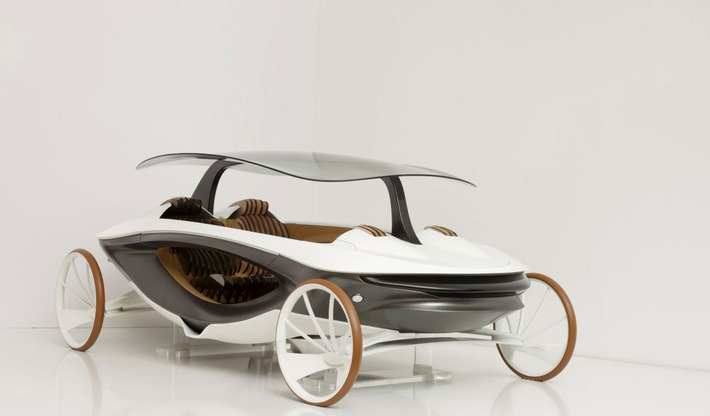 21 Amazing Concept Vehicles We Might Be Driving in 2050 7