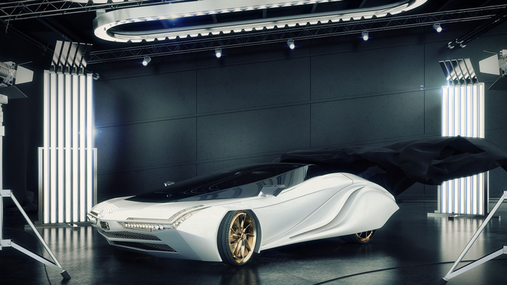 21 Amazing Concept Vehicles We Might Be Driving in 2050 8