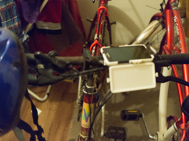 26 Clever 3D-printed Life Hacks for Urban Cyclists 25