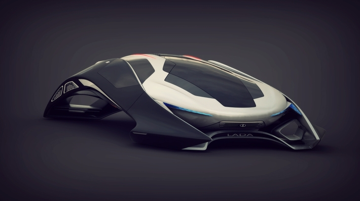 21 Amazing Concept Vehicles We Might Be Driving in 2050 27