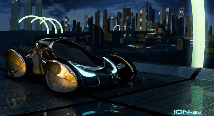 21 Amazing Concept Vehicles We Might Be Driving in 2050 17