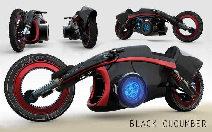 Future Motorcycles 2050