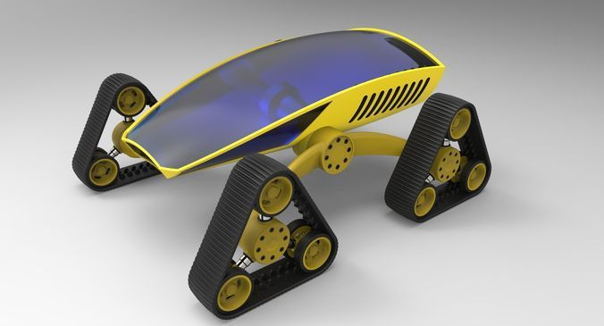 Vehicles from 2050's Challenge Winners Announced! 11