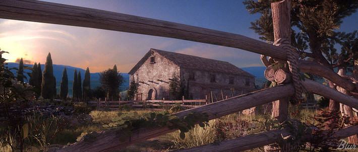 25 Photorealistic Landscape 3D Renderings: If Only Those Places Existed 42