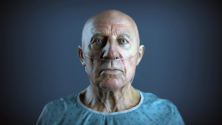 Digital Artists Create 32 Incredibly Realistic Male 3D