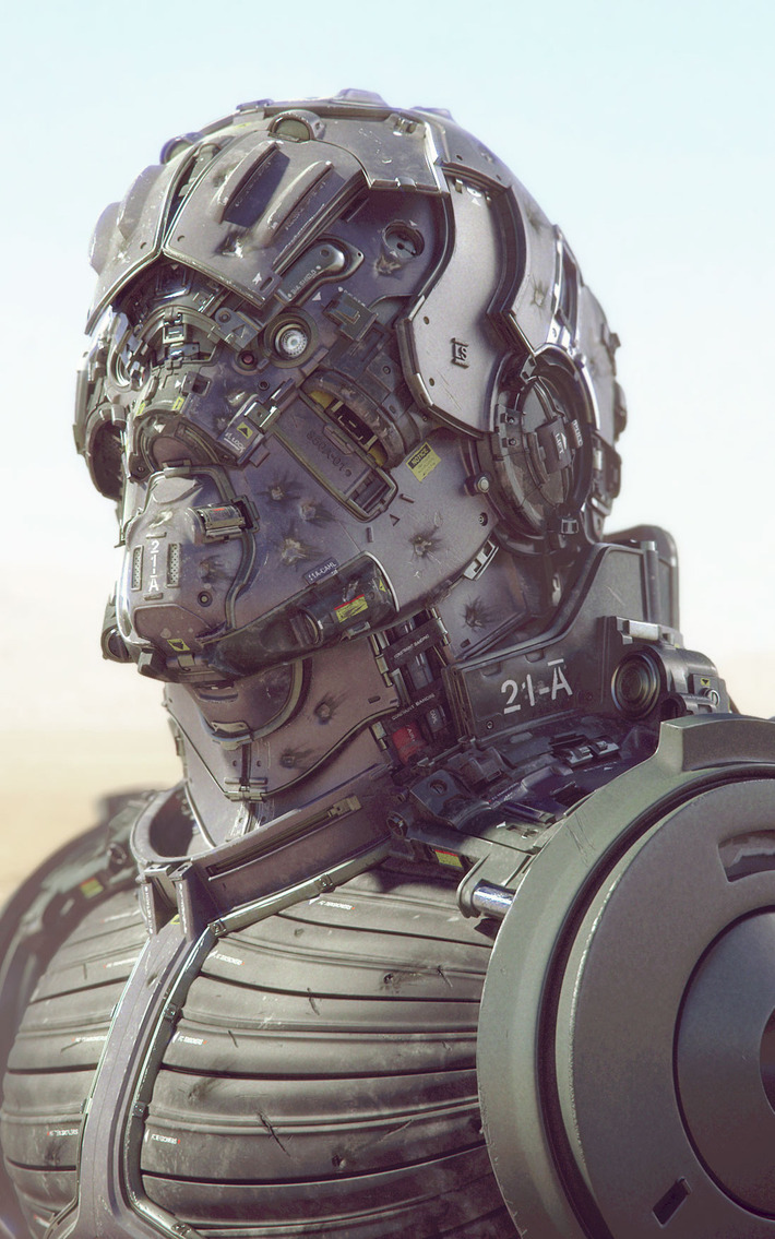 40 Mindblowing Sci-Fi 3D Renderings: The Universe In CGI 2