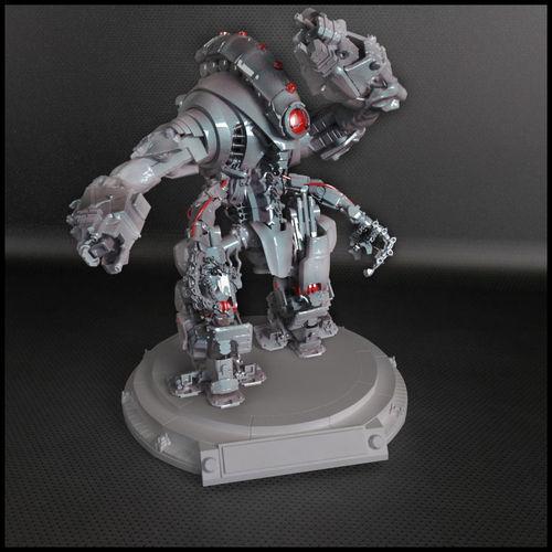 Best 3D Robot Concept Models Announced 7