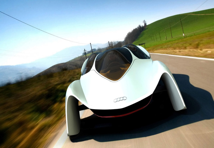 21 Amazing Concept Vehicles We Might Be Driving in 2050 21