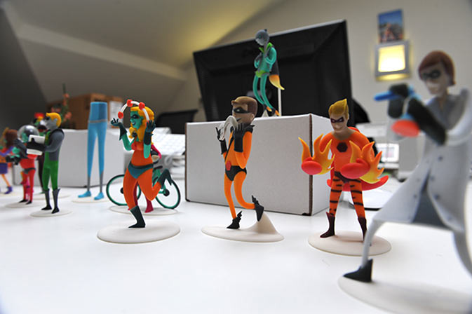 Generation of modern engineers: how 3D printing is nurturing kids' creativity 1