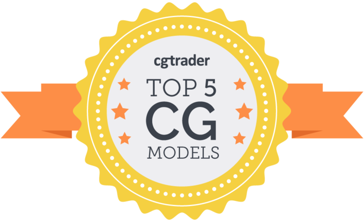 CGTrader Awards 2015 1