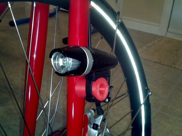 26 Clever 3D-printed Life Hacks for Urban Cyclists 8