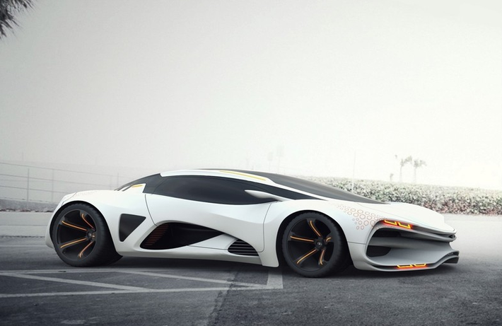 21 Amazing Concept Vehicles We Might Be Driving In 2050
