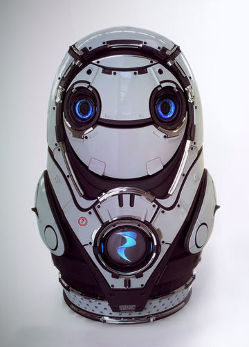 Best 3D Robot Concept Models Announced 4