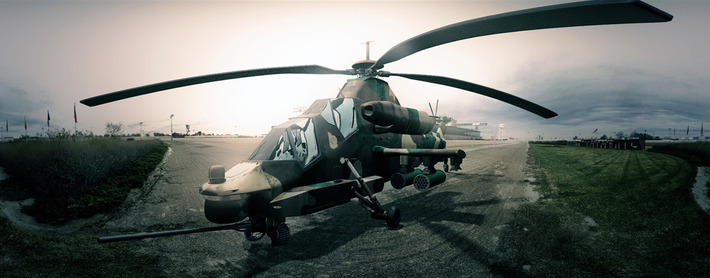 20 Photorealistic Aircraft Renderings: Take A Flight To Artificial Reality 6
