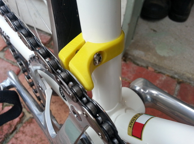 26 Clever 3D-printed Life Hacks for Urban Cyclists 20