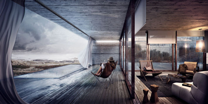Architectural 3D Renderings That Look Too Real To Be True 32