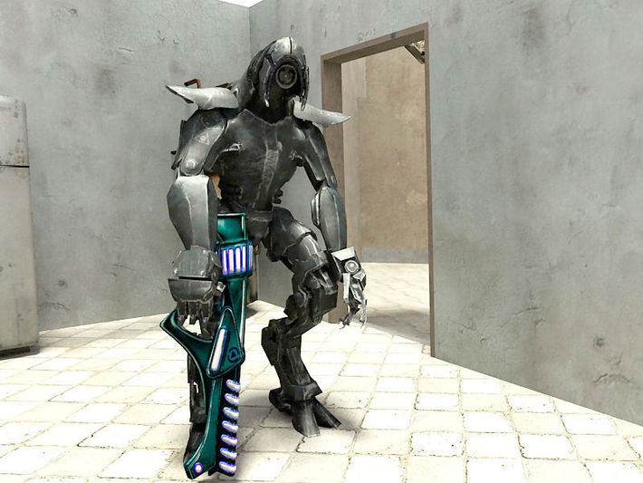 CG Aliens Challenge Winners Announced  2
