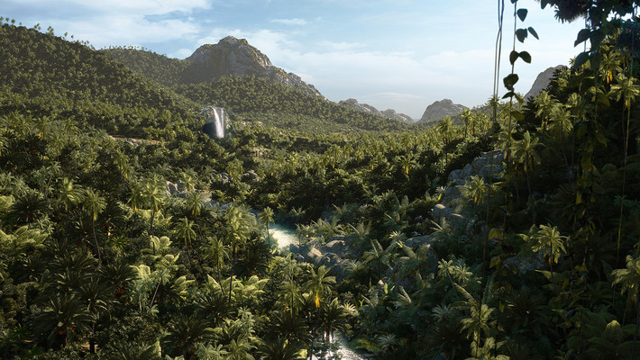25 Photorealistic Landscape 3D Renderings: If Only Those Places Existed 34